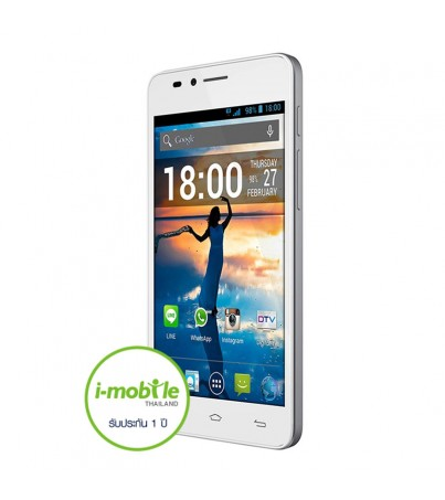 i-mobile IQ 5.8 DTV - White
