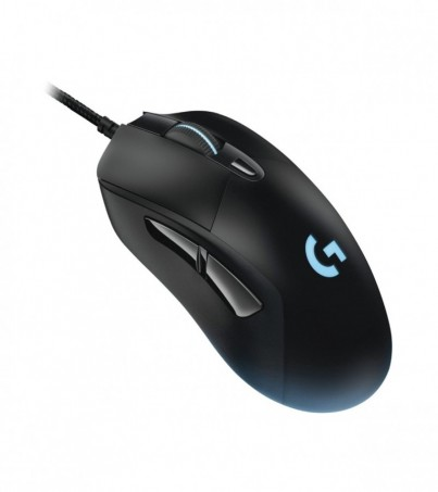 LOGITECH (G403) Prodigy Gaming Black OPTICAL MOUSE