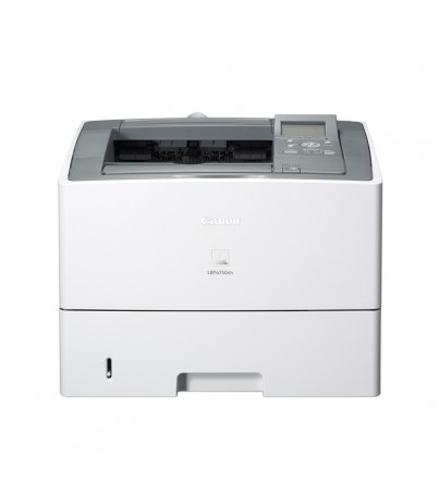 Canon Mono Laser Printer A4 With Network LASER SHOT LBP6750DN