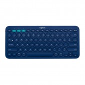 Logitech MULTI-DEVICE BLUETOOTH KEYBOARD K380 Black