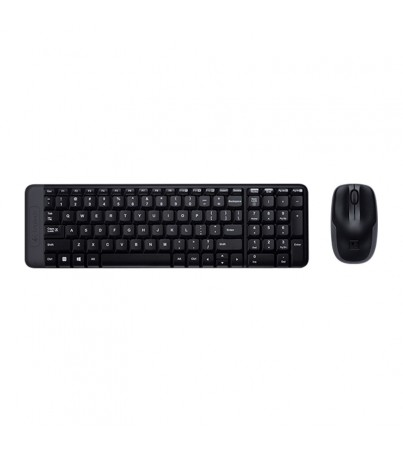 Logitech Wired Combo Set MEDIA COMBO MK200