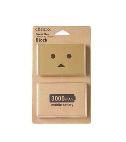 cheero Power Plus DANBOARD version Block 3000mAh