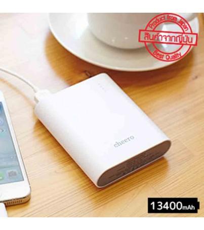cheero Power Plus 3 power bank 13400mAh