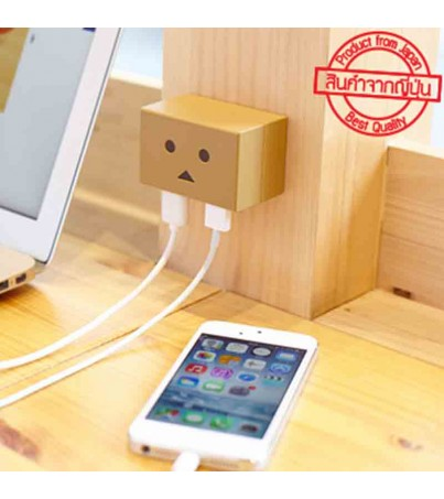 cheero หัวปลั๊ก DANBOARD USB AC Adapter