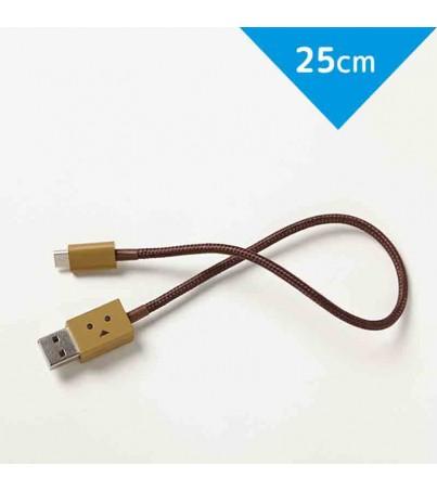 Cheero DANBOARD USB CABLE with micro USB 25cm
