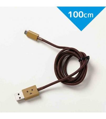 Cheero DANBOARD USB CABLE with micro USB 100cm