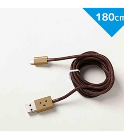 Cheero DANBOARD USB CABLE with micro USB 180cm