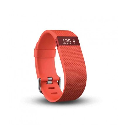 Fitbit Charge HR Small tangerine
