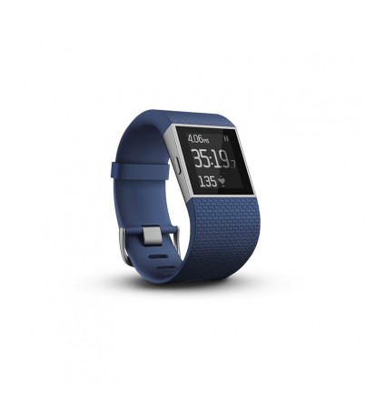 Fitbit Smart Watch Surge Small Blue
