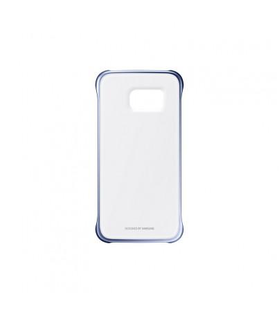 ซัมซุง Clear Cover (กาแล็กซี่ S6 edge) - black