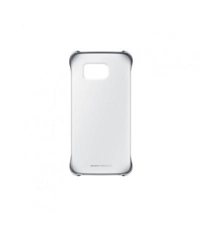 ซัมซุง Clear Cover (กาแล็กซี่ S6 edge) - white