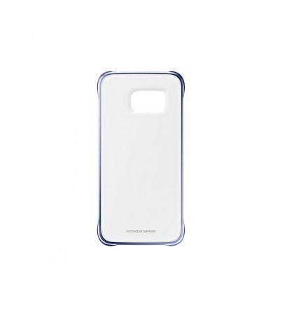 ซัมซุง Clear Cover (กาแล็กซี่ S6 ) - black