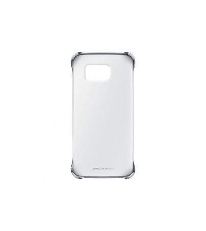 ซัมซุง Clear Cover (กาแล็กซี่ S6 ) - white