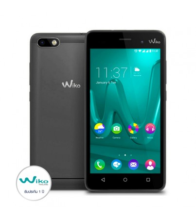 Wiko Lenny 3 8GB - Space gray