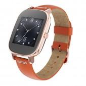 ASUS ZenWatch 2 WI501Q (BQC) Silver/Leather Orange