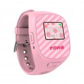 POMO Kids Moji นาฬิกาโทรศัพท์ GPS ติมตามตัว รุ่น Moji (Pink)