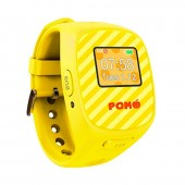 POMO Kids Moji นาฬิกาโทรศัพท์ GPS ติมตามตัว รุ่น Moji (Yellow)