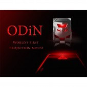 Odin Aurora Projection Mouse Transformer(black)