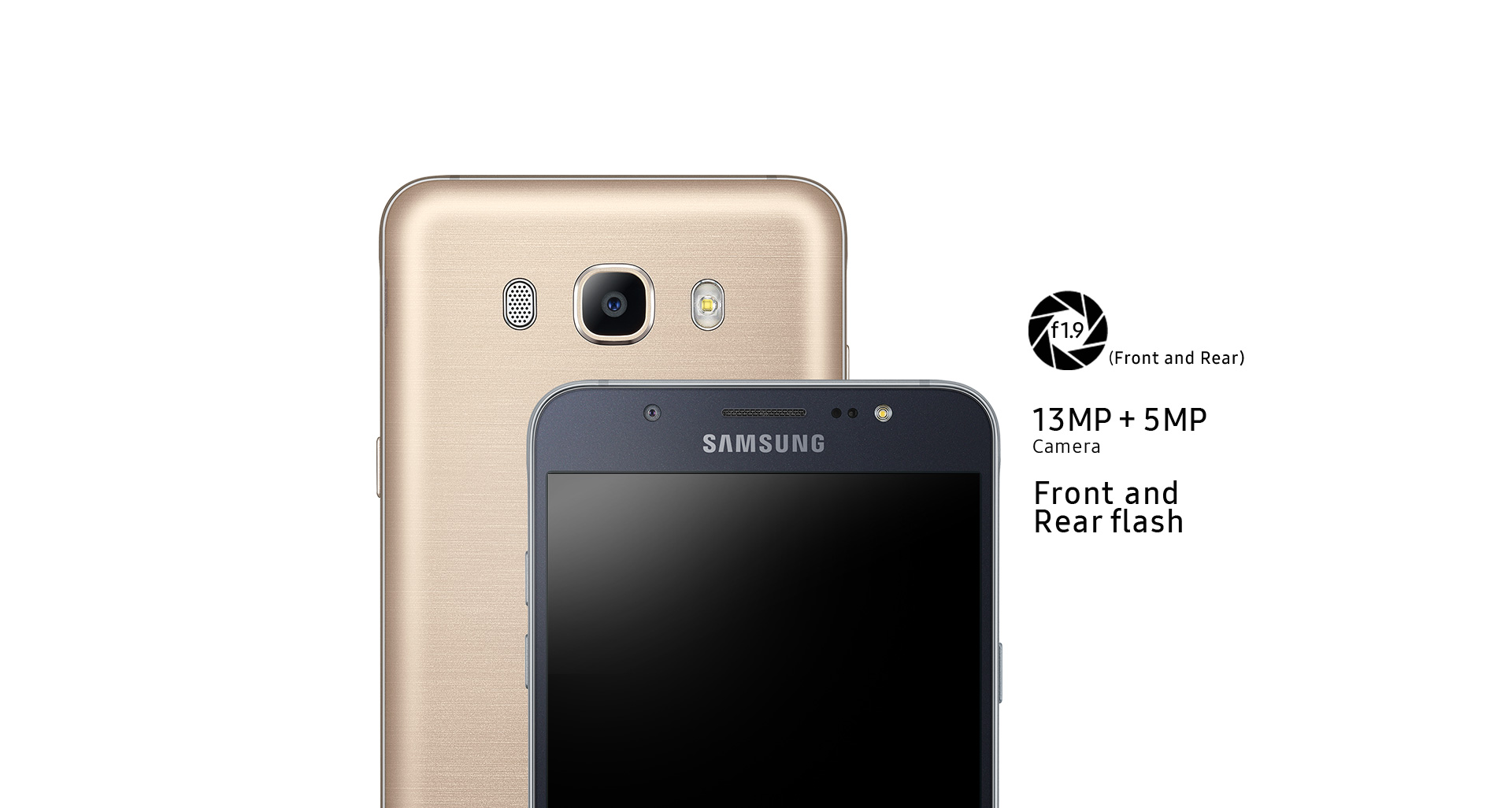 Smartphone with 13MP Front & 5MP Back Camera