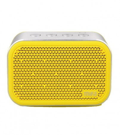 Mifa M1 Stereo Bluetooth Speaker Yellow