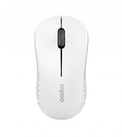 Rapoo M20 Wireless Optical Mini Mouse Game (MSM20-WH) - White