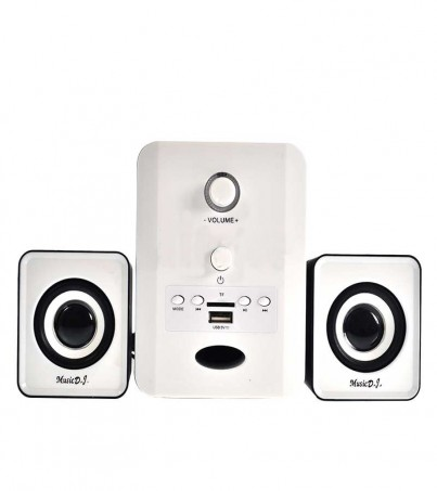 Music D.J. Bluetooth (SP-28) White