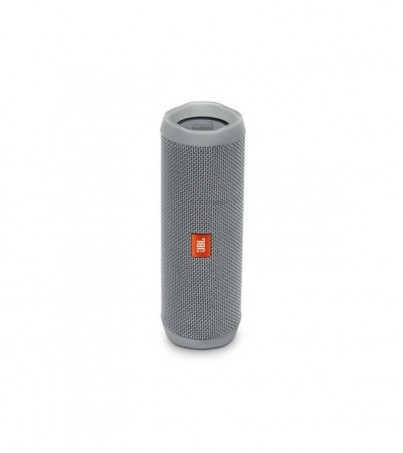 JBL รุ่น Flip 4 Portable Bluetooth Speaker (Grey)
