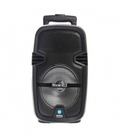Music D.J. BLUETOOTH USB (M-M991) Black แถม Microphone